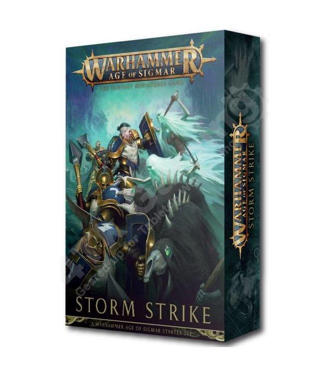 Age Of Sigmar Age Of Sigmar: Storm Strike