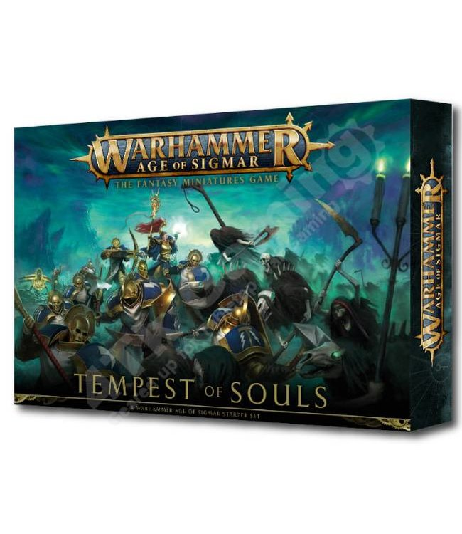 Age Of Sigmar Age Of Sigmar: Tempest Of Souls