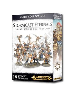 S/C Eternals Thunderstrike Brotherhood