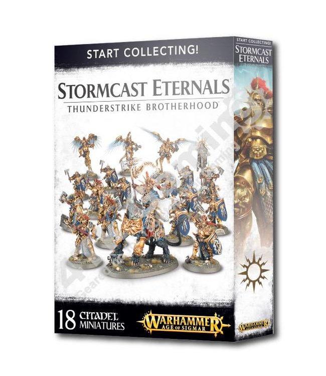 Age Of Sigmar S/C Eternals Thunderstrike Brotherhood