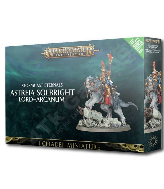 Age Of Sigmar Etb Astreia Solbright Lord-Arcanum