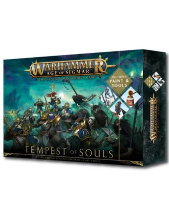 Age Of Sigmar #Aos: Tempest Of Souls + Paint