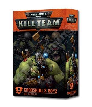 Kill Team *Kill Team: Krogskull'S Boyz