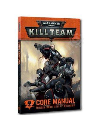 Kill Team Wh40K: Kill Team Core Manual