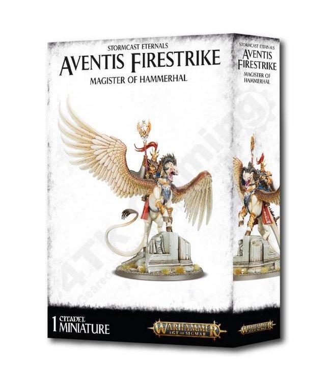 Age Of Sigmar Aventis Firestrike Magister Of Hammerhal
