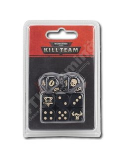 Kill Team Orks Dice