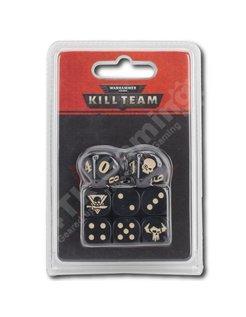 #Kill Team Orks Dice