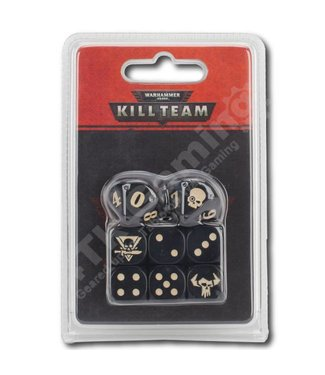 Kill Team *Kill Team Orks Dice