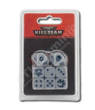 Kill Team *Kill Team: Genestealer Cults Dice Set