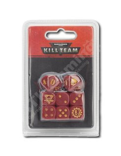 Kill Team Adeptus Mechanicus Dice