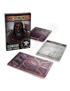 #Necromunda: Cawdor Gang Cards