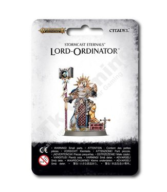Age Of Sigmar ~ Stormcast Eternals Lord-Ordinator