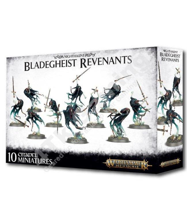 Age Of Sigmar Nighthaunt Bladegheist Revenants