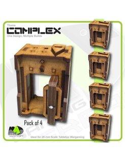 Standard Door Pack x4