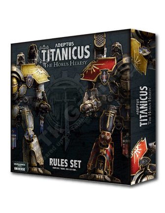 Adeptus Titanicus Adeptus Titanicus: The Horus Heresy Rules Set