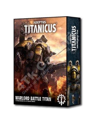 Adeptus Titanicus #Adeptus Titanicus: Warlord Battle Titan