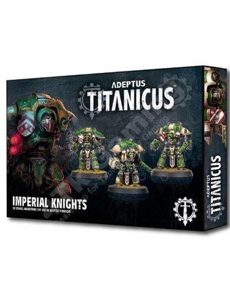 Adeptus Titanicus Adeptus Titanicus: Questoris Knight