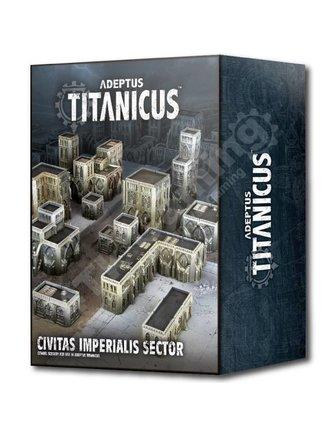 Adeptus Titanicus Adeptus Titanicus: Civitas Imperialis