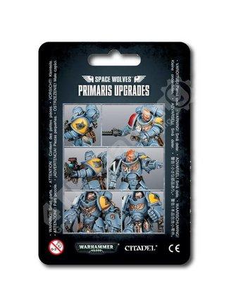 Warhammer 40000 Space Wolves Primaris Upgrades