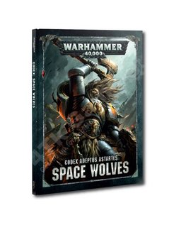 Codex: Space Wolves (Hb)