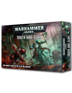Warhammer 40000: Tooth & Claw