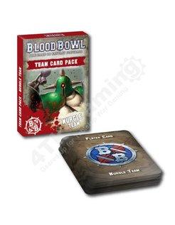 Blood Bowl: Nurgle Team Cards