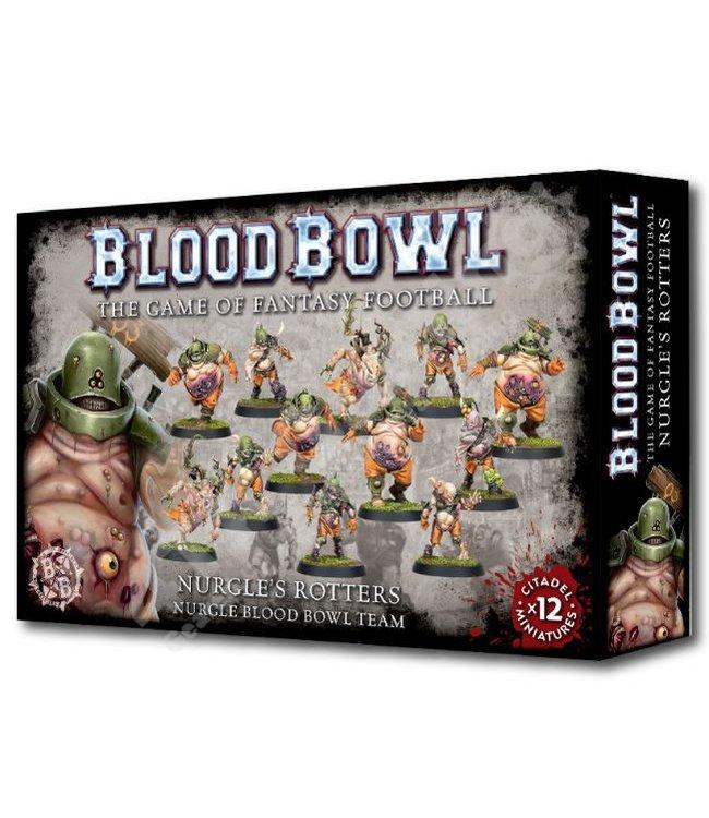 Blood Bowl Blood Bowl: Nurgle'S Rotters Team