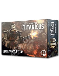 #Adeptus Titanicus Reaver Battle Titan