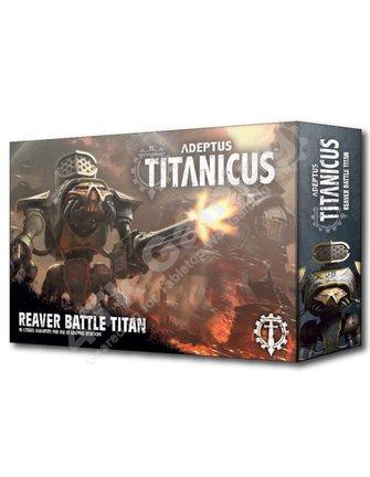 Adeptus Titanicus #Adeptus Titanicus Reaver Battle Titan