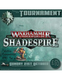 Shadespire Tournament - Sunday 21st October