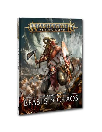 Age Of Sigmar Battletome: Beasts Of Chaos (Hb)