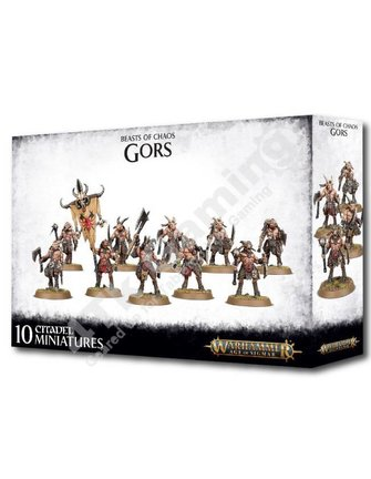 Age Of Sigmar Brayherds Gors
