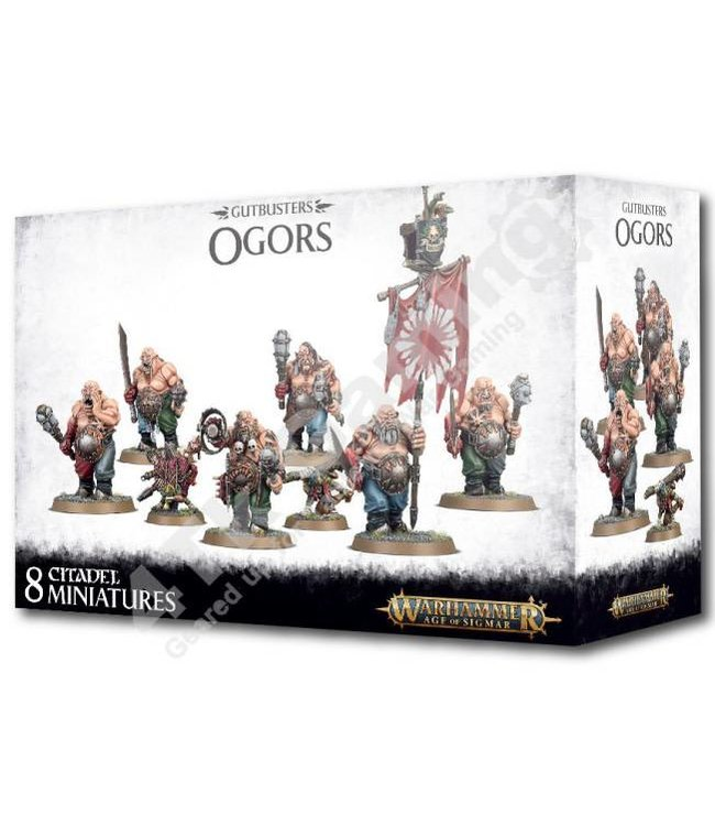 Age Of Sigmar Gutbusters Ogors