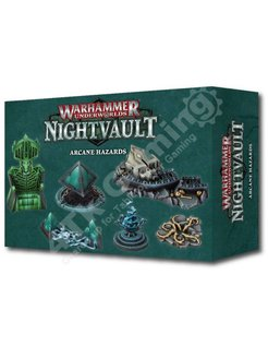 #WHU: Nightvault Arcane Hazards