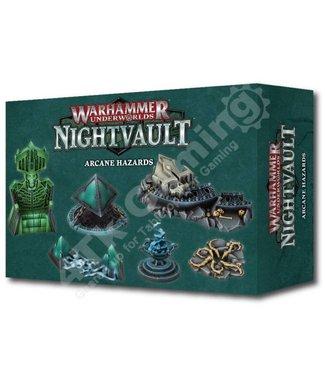 Warhammer Underworlds #WHU: Nightvault Arcane Hazards