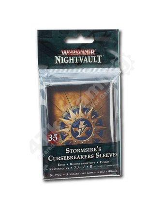 Warhammer Underworlds *WHU: Stormsire's Cursebreakers Sleeves