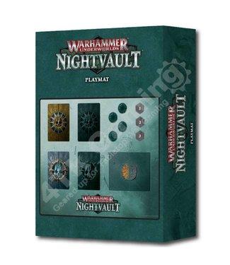 Warhammer Underworlds WHU: Nightvault Playmat