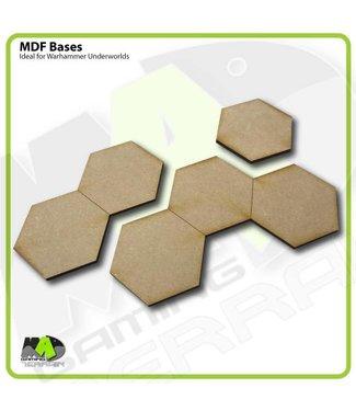 MAD Gaming Terrain WHU: MDF Bases