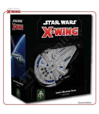 Star Wars X-Wing Lando's Millennium Falcon