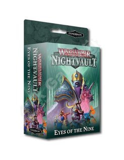 Wh Underworlds: The Eyes Of The Nine Eng