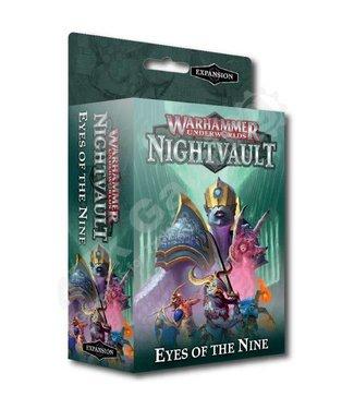 Warhammer Underworlds Wh Underworlds: The Eyes Of The Nine Eng