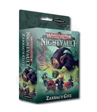 Warhammer Underworlds Wh Underworlds: Zarbag'S Gitz