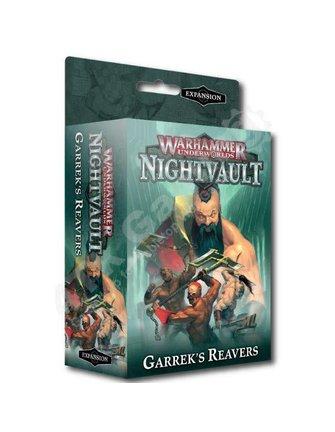 Warhammer Underworlds Wh Underworlds: Garrek'S Reavers
