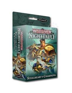 Wh U/Worlds: Steelhearts Champions