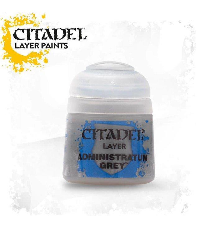 Citadel LAYER Administratum Grey