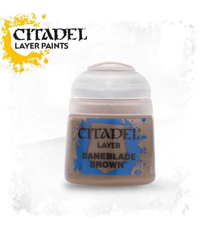 Citadel LAYER Baneblade Brown