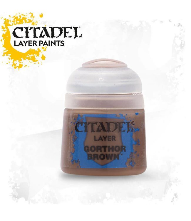Citadel LAYER: Gorthor Brown