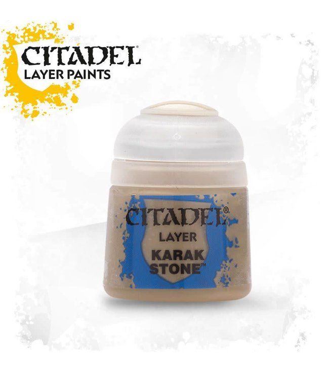 Citadel LAYER: Karak Stone