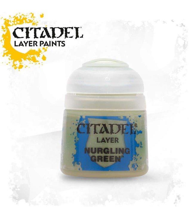 Citadel LAYER: Nurgling Green