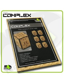 Corner Wall Sections set